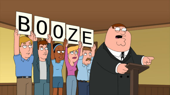 Family Guy Season 9 Episode 10 Friends of Peter G.