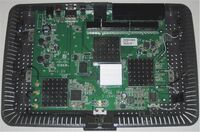Cisco linksys e4200 board1