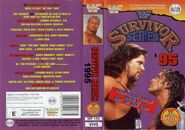 Survivor Series 1995 DVD