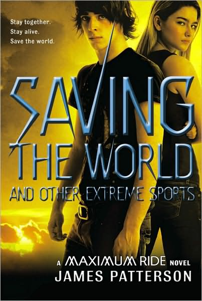 maximum ride saving the world and other extreme sports pdf