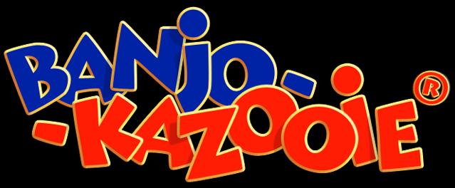 Banjo-Kazooie | N64 Banjo_Kazooie_logo