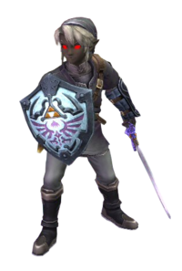 Dark Link SSBB