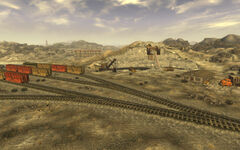 Gypsum Train Yard