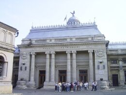Patriarchenpalast Bukarest