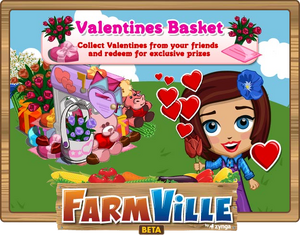 Valentines Basket Load Screen