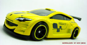 RENAULT MEGANE TROPHY B