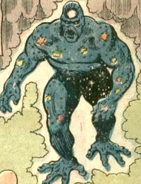 Galactic Golem
