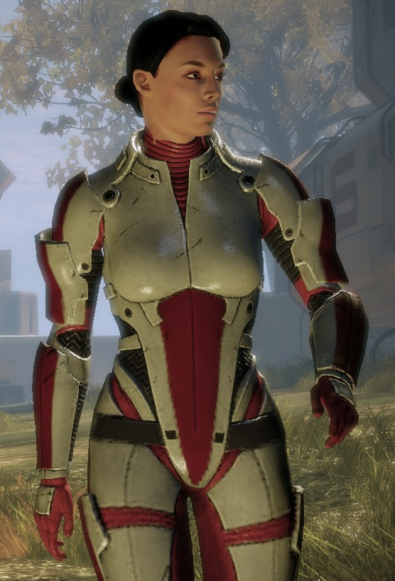 ashley williams hot. Ashley Williams - Mass Effect