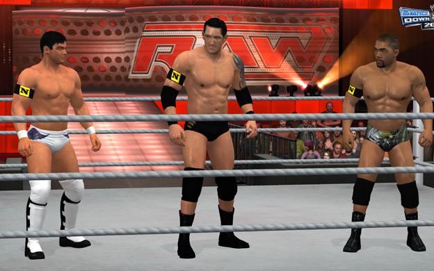 wwe nexus new logo 2011. Raw 2011/Downloadable Content