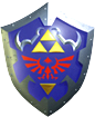 Escudo Hylian Ocarina of Time