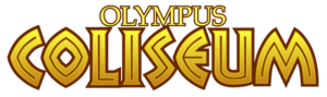 Olympus Coliseum Logo KH