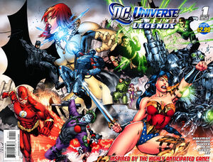 Cover for DC Universe Online Legends #1