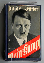 MeinKampf 1st edition