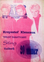 Duran duran polish magazine 1992 no