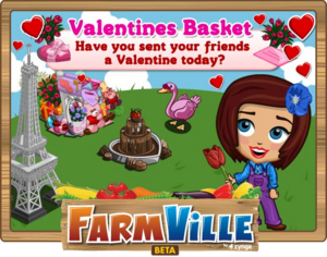 Valentines Basket Load Screen II