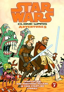 Clone Wars Adventure Volume 7