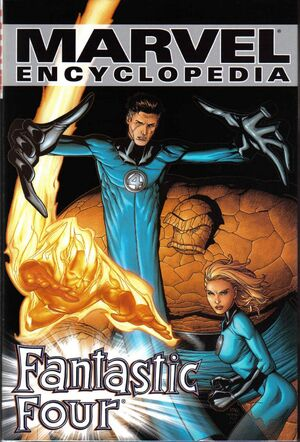 Marvel Encyclopedia Vol 1 Fantastic Four