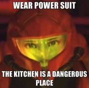 Other M Motivational Kitchen suit