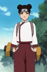 Tenten Shippuden