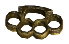 Brass knuckles