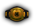 Mw tournament Belt welter