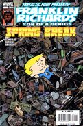 Franklin Richards Spring Break Vol 1 1