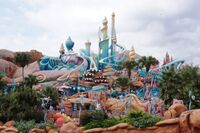 Disneysea-MermaidLagoon
