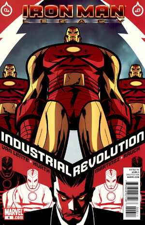 Iron Man Legacy Vol 1 6