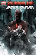Shadowland Moon Knight Vol 1 1