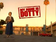 My Name Is Dotty