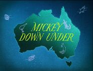 MickeyDownUnder