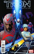Tron Original Movie Adaptation Vol 1 1