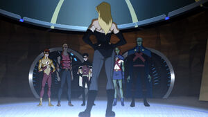 Young Justice Episode Schooled