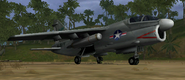 BFV A-7 CORSAIR