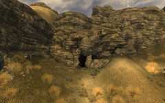 Fallout New Vegas Dead Wind Cavern