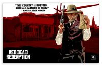 Red dead redemption marshal leigh johnson-t2
