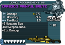 ZPR630.3 Painful Brute