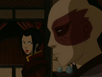Zuko and Azula