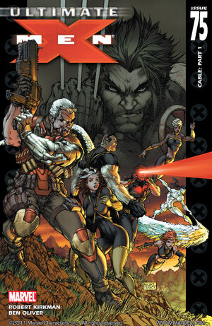 Ultimate X-Men Vol 1 75