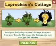 Leprechaun's cottage