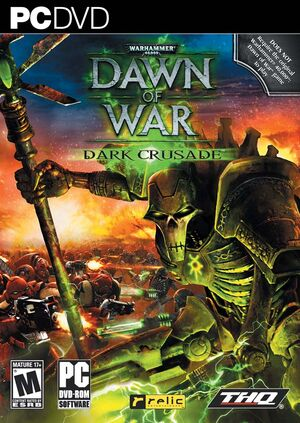 Dark Crusade Cover