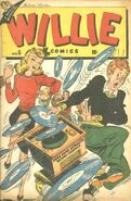 Willie Comics Vol 1 6