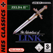 Zelda II - The Adventure of Link (NES Classics)