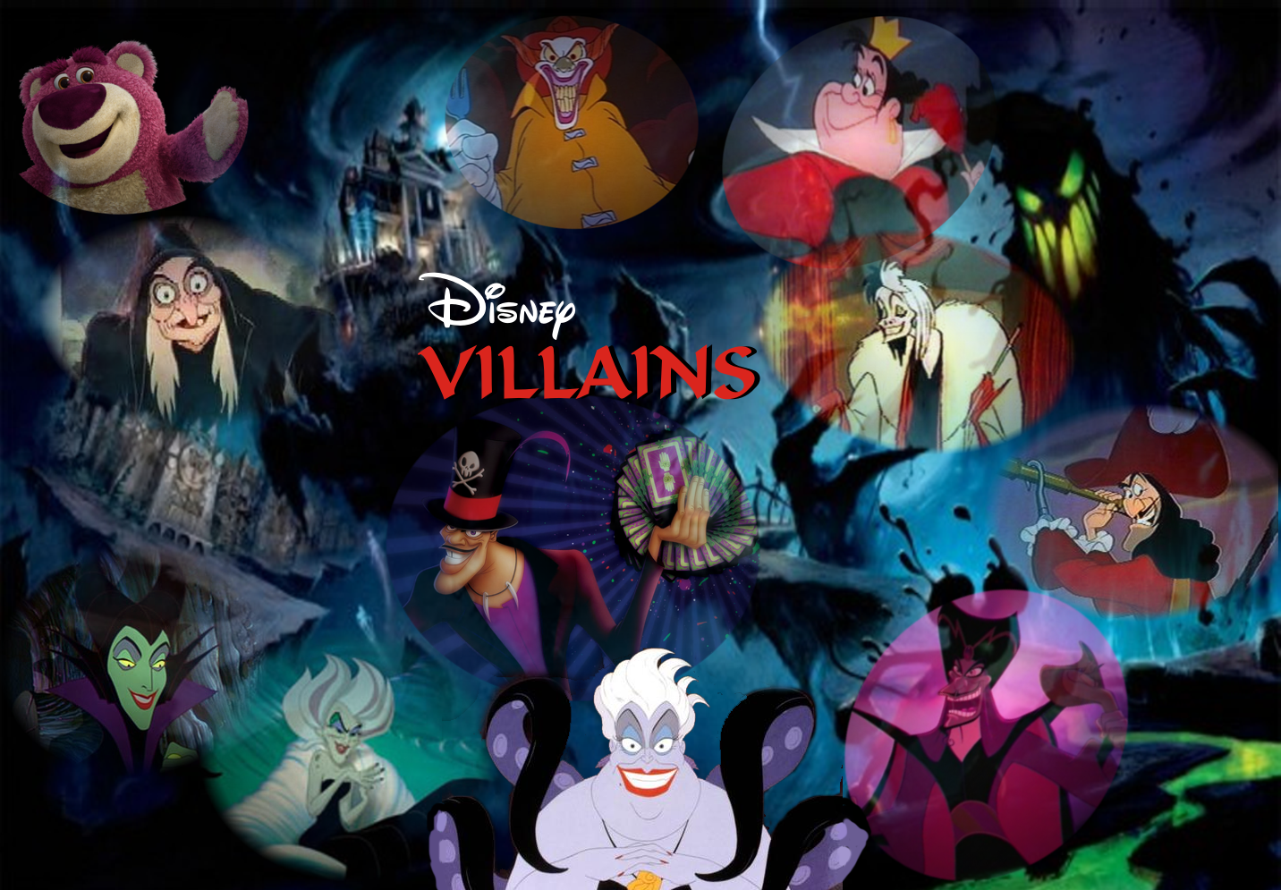 Image - Disney Villains 2011.png - Villains Wiki - villains, bad guys