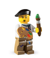 LEGOArtistpic