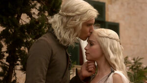 Daenerys and Viserys