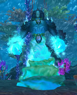 Neptulon in the throne of the tides