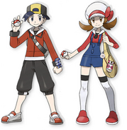 Pokemon H.G. S.S. Trainers