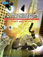 La machineguns flyer
