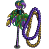 Mardi Gras Tree-icon